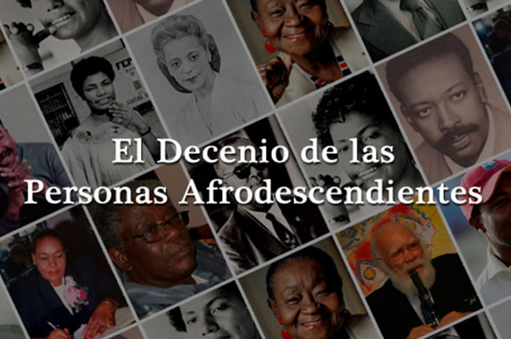 El Decenio de las Personas Afrodescendientes (Organización de los Estados Americanos)