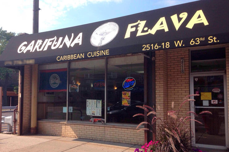 Chicago's only Garifuna restaurant, Garifuna Flava