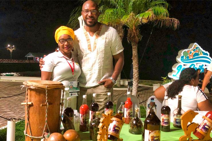 Gifiti, that Magical Garifuna Beverage.